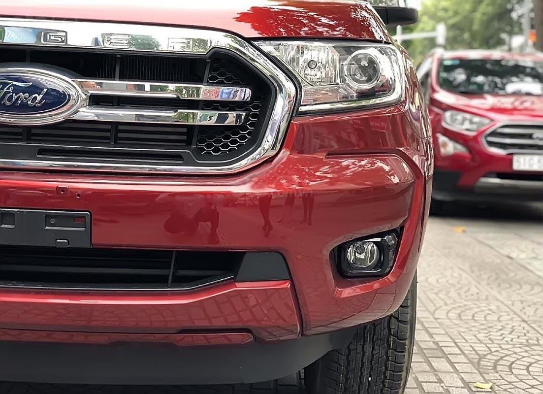 Bán xe Ford Ranger XLT 2.2L 4x4 AT đời 2019, màu đỏ, xe nhập, 779 triệu-1