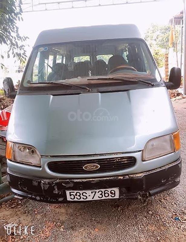 Bán Ford Transit 2.0L sản xuất 2001 giá cạnh tranh-3