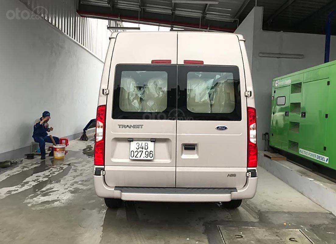 Cần bán xe Ford Transit SVP đời 2019, màu ghi vàng -2