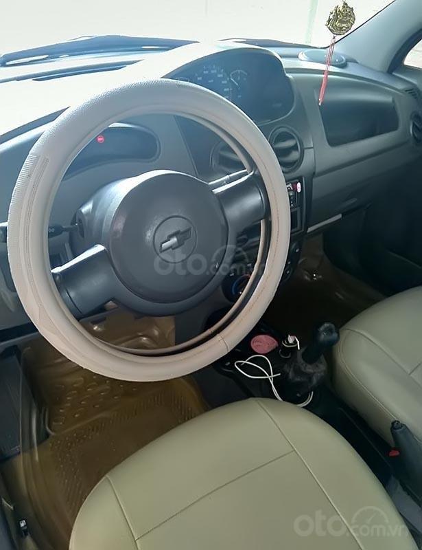 Cần bán gấp Chevrolet Spark Van 0.8 MT năm sản xuất 2009-2