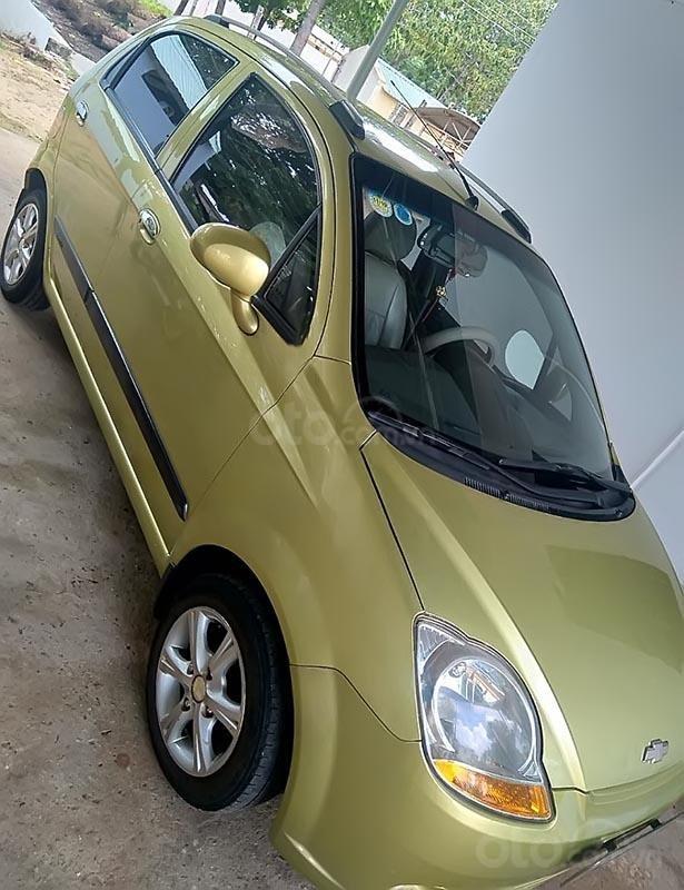 Cần bán gấp Chevrolet Spark Van 0.8 MT năm sản xuất 2009-0