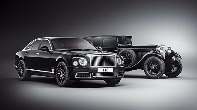 Bentley chuẩn bị ra mắt Mulliner phiên bản siêu hiếm, giá 1,3 triệu USD.