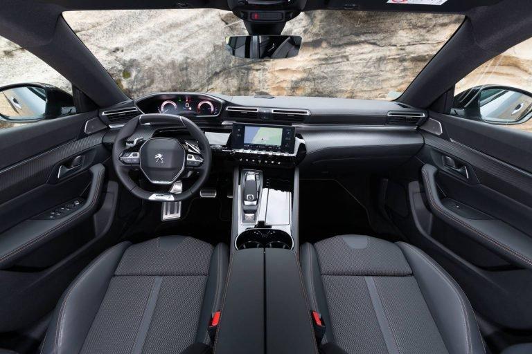 Peugeot 508 ra mắt phiên bản hatchback Sport Wagon 8