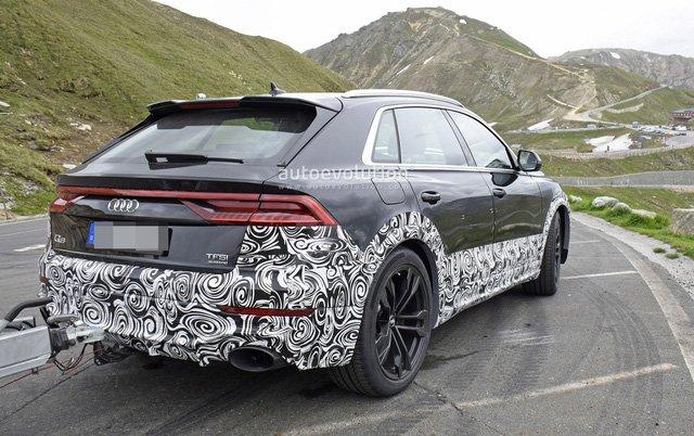 """Chiêm ngưỡng Audi RS Q8 - SUV chung """"trái tim"""" với Lamborghini Urus 10"""