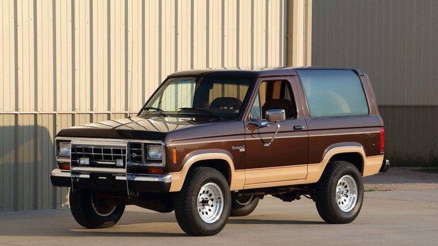 Điểm qua những nét hấp dẫn trên Ford Bronco sắp ra mắt 7