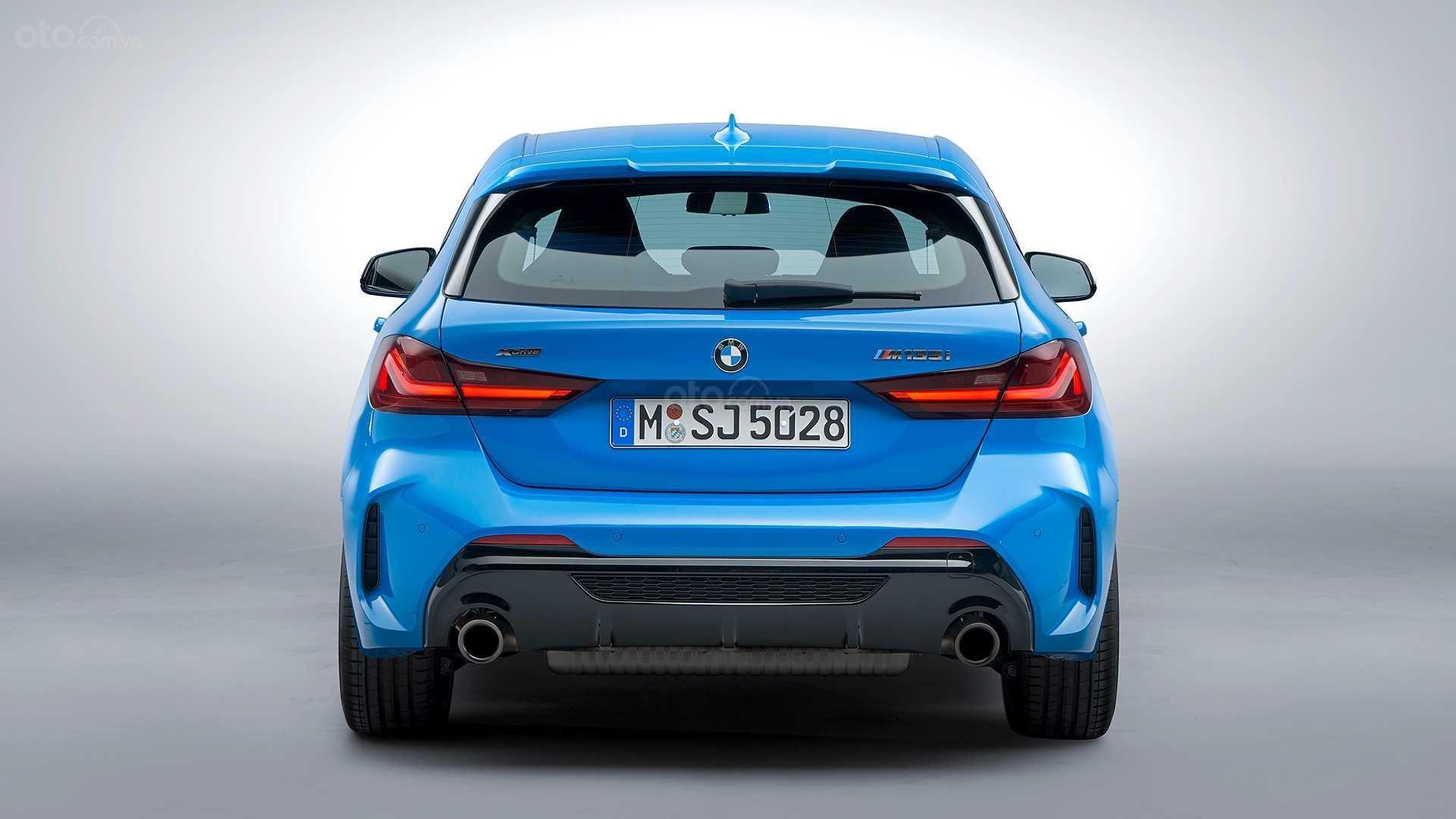 Đánh giá xe BMW 1-Series 2020