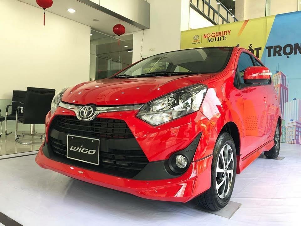 Giá xe Toyota Wigo tại đại lý giảm cao nhất lên đến 40 triệu đồng...