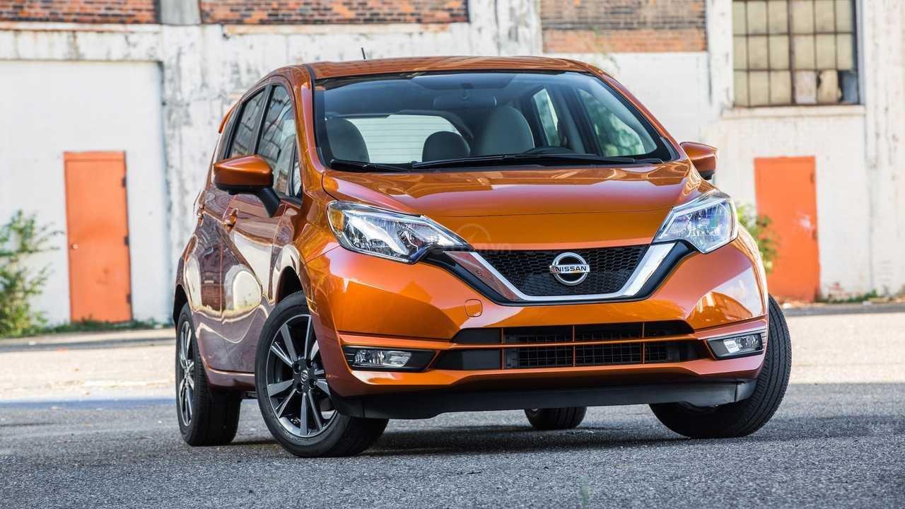 Top 10 xe mới dùng bán lại sau 1 năm sử dụng: Nissan Versa Note cũng sớm chia tay