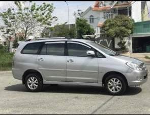 Bán ô tô Toyota Innova đời 2006, màu bạc, nhập khẩu nguyên chiếc xe gia đình (2)