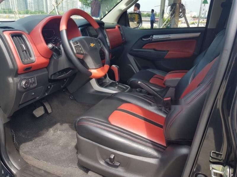Bán xe Chevrolet Colorado LTZ đời 2017, màu đen, nhập khẩu nguyên chiếc số tự động (3)