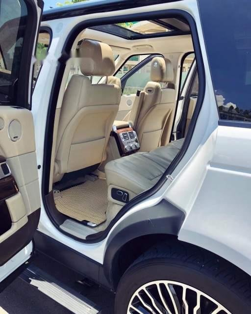 Cần bán xe LandRover Range Rover HSE sản xuất năm 2015, màu trắng (3)