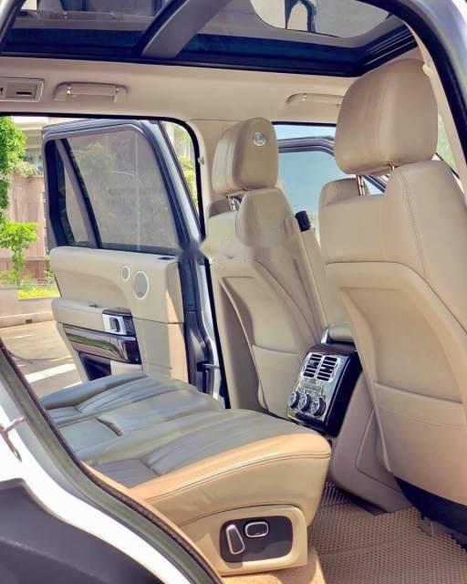 Cần bán xe LandRover Range Rover HSE sản xuất năm 2015, màu trắng (2)