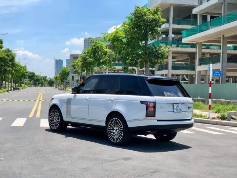 Cần bán xe LandRover Range Rover HSE sản xuất năm 2015, màu trắng (5)