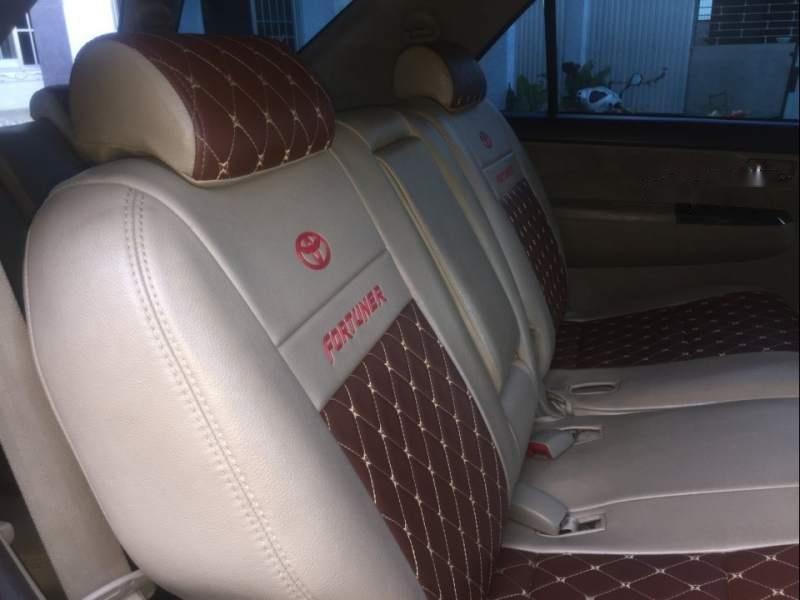 Bán ô tô Toyota Fortuner năm sản xuất 2014, màu bạc chính chủ (6)