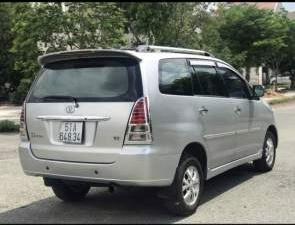 Bán ô tô Toyota Innova đời 2006, màu bạc, nhập khẩu nguyên chiếc xe gia đình (4)