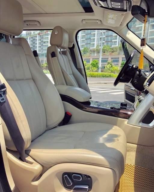 Cần bán xe LandRover Range Rover HSE sản xuất năm 2015, màu trắng (4)