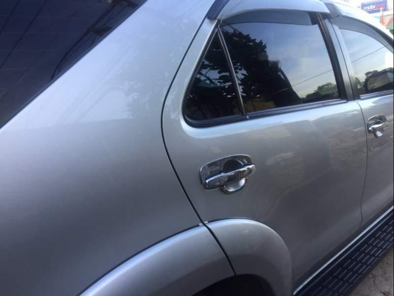 Bán ô tô Toyota Fortuner năm sản xuất 2014, màu bạc chính chủ (4)
