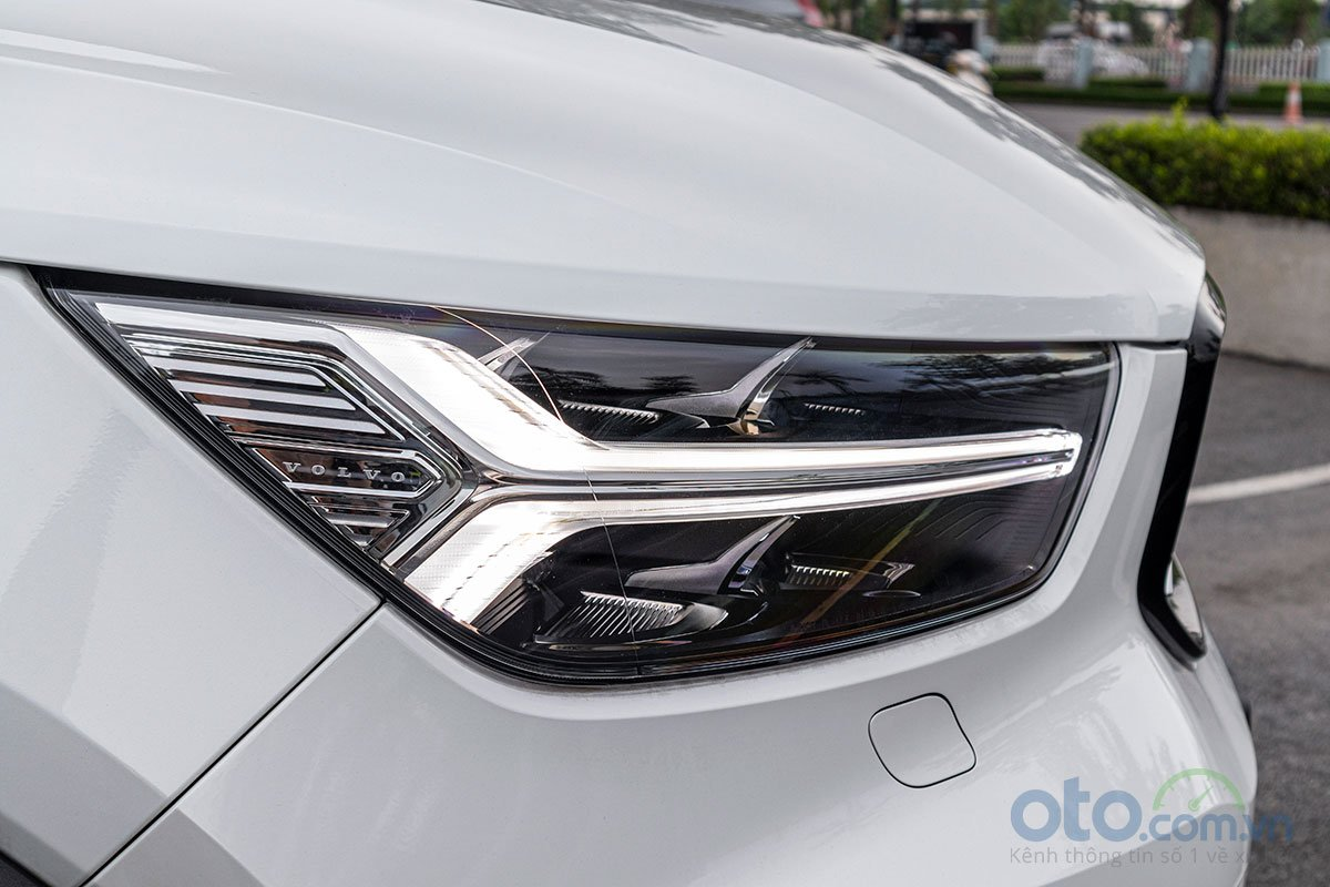 Dải LED dạng búa Thor của Volvo XC40 2019.