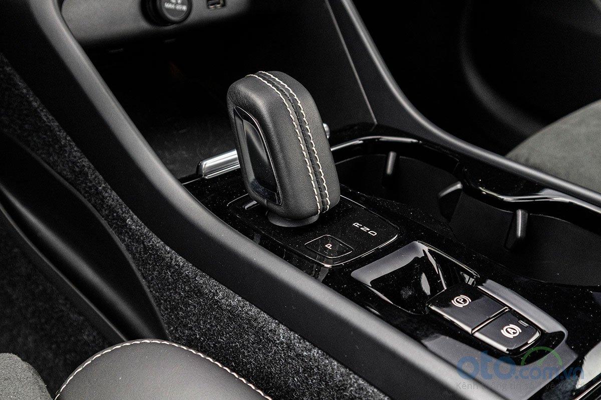 Hộp số tự động 8 cấp sử dụng dạng điện tử như trên các dòng xe BMW.