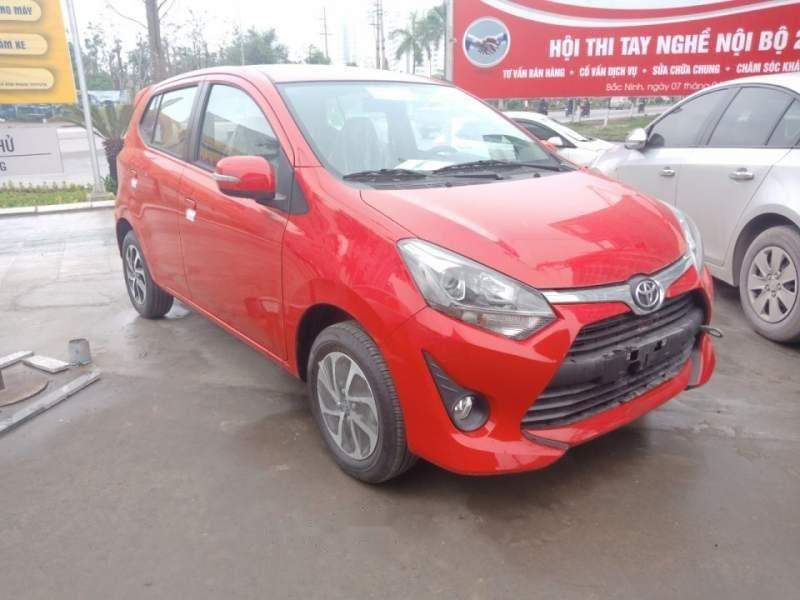 Bán xe Toyota Wigo năm 2019, màu đỏ, nhập khẩu (2)