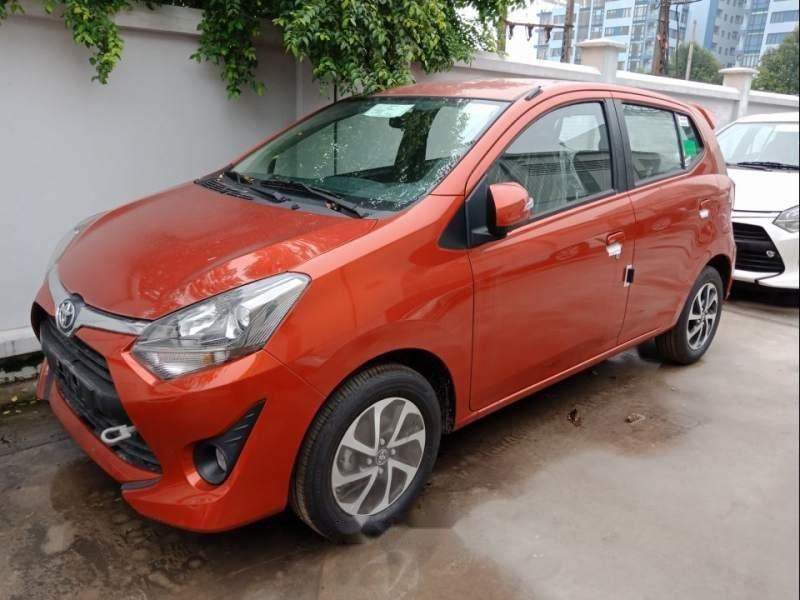 Bán xe Toyota Wigo năm 2019, màu đỏ, nhập khẩu (3)
