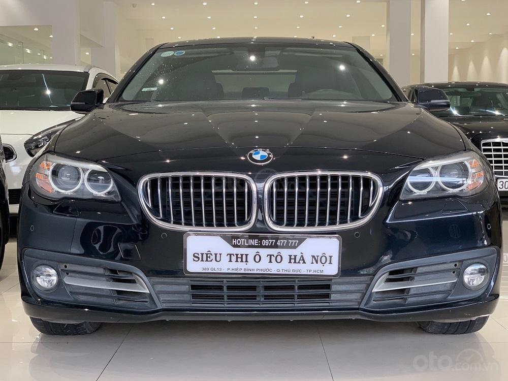 HCM: BMW 520i, màu đen, sản xuất 2014 (1)