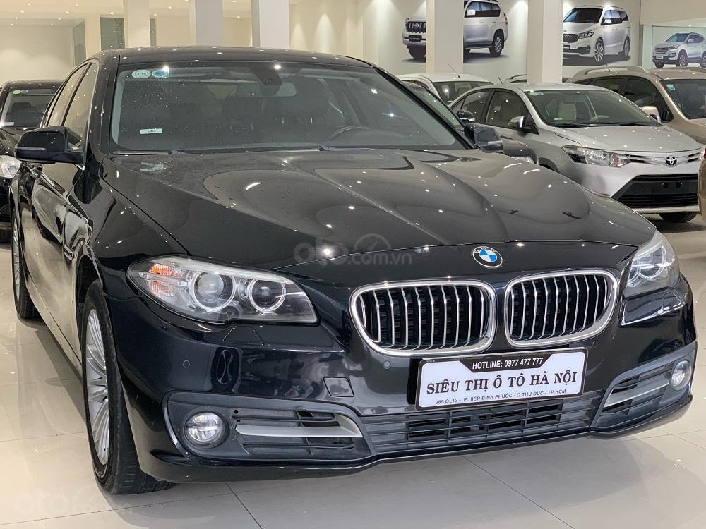 HCM: BMW 520i, màu đen, sản xuất 2014 (5)