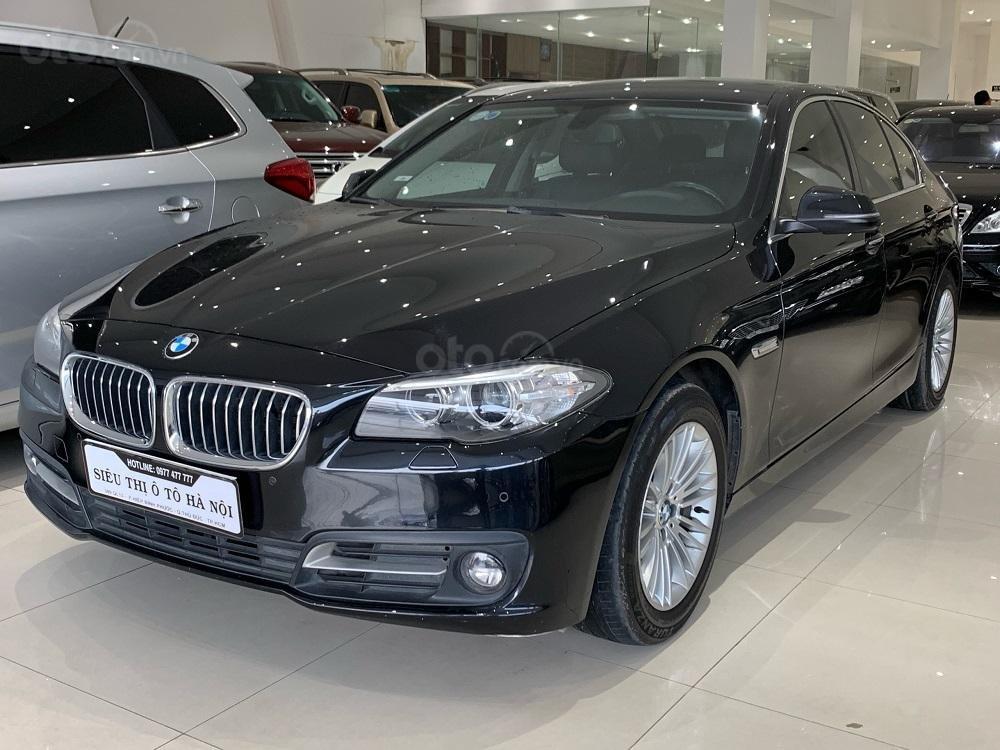 HCM: BMW 520i, màu đen, sản xuất 2014 (6)