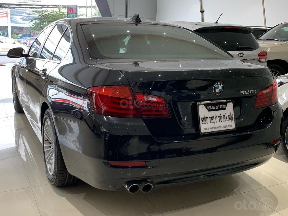 HCM: BMW 520i, màu đen, sản xuất 2014 (7)