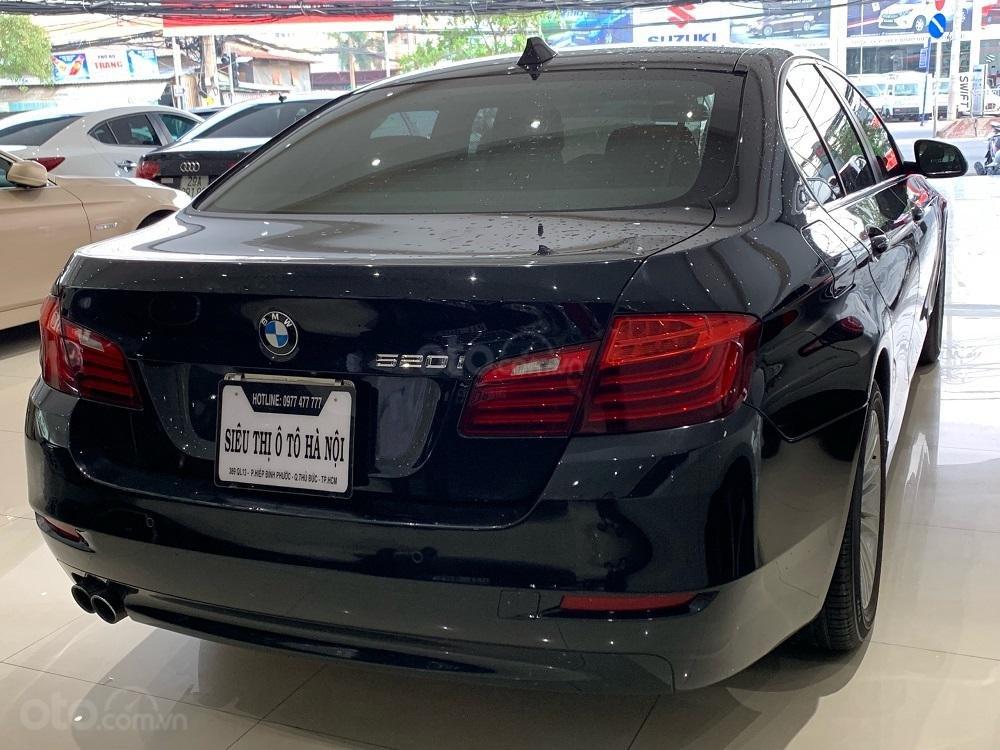 HCM: BMW 520i, màu đen, sản xuất 2014 (8)