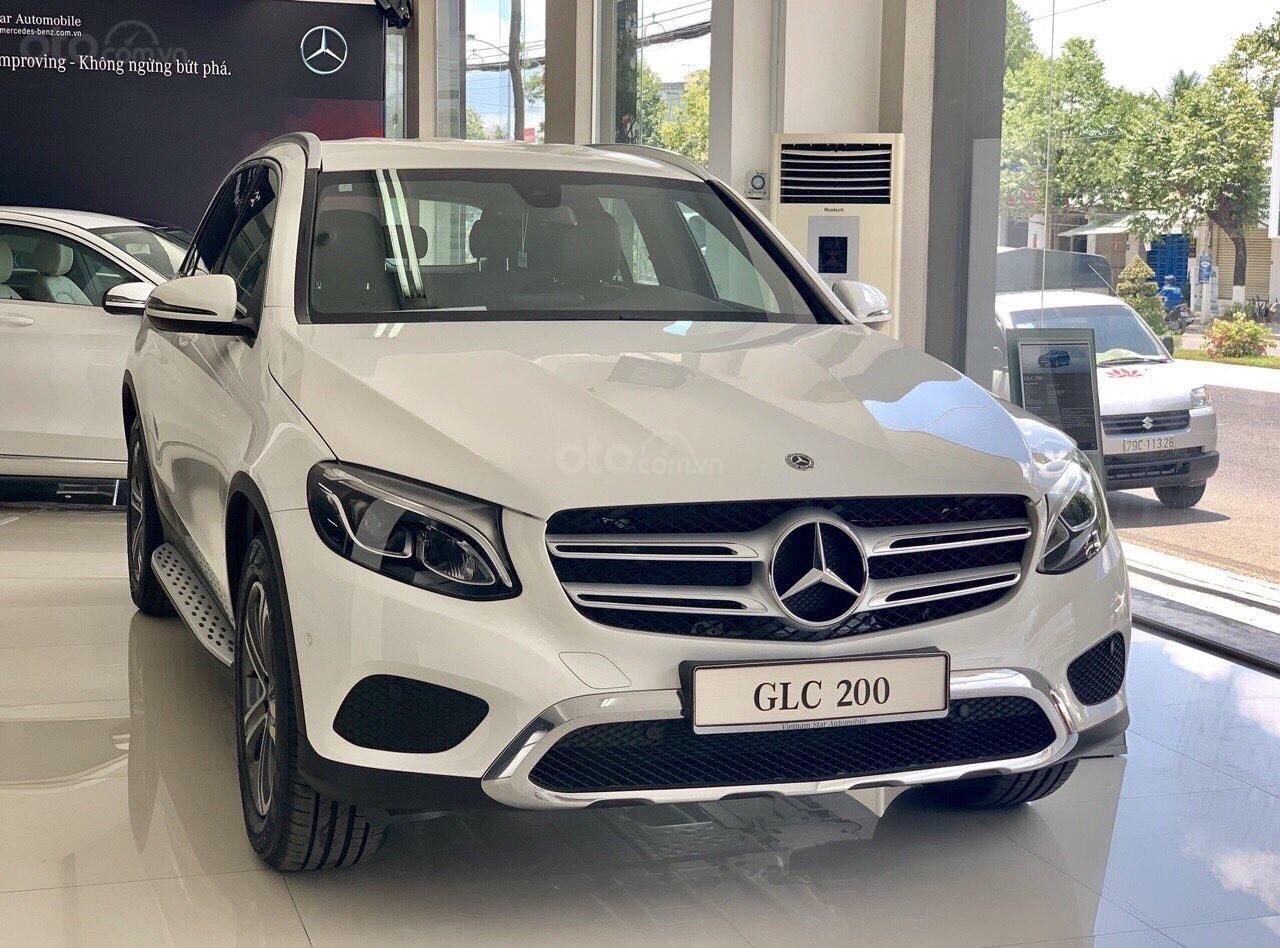 [Nha Trang] Mercedes GLC200 ưu đãi thuế trước bạ 5% giao ngay, LH 0987313837 (1)