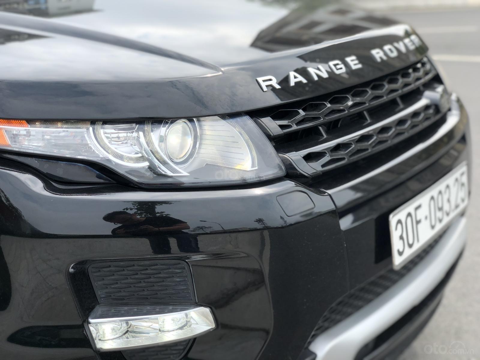 Bán ô tô LandRover Range Rover Evoque năm sản xuất 2014, màu đen, nhập khẩu nguyên chiếc số tự động (2)