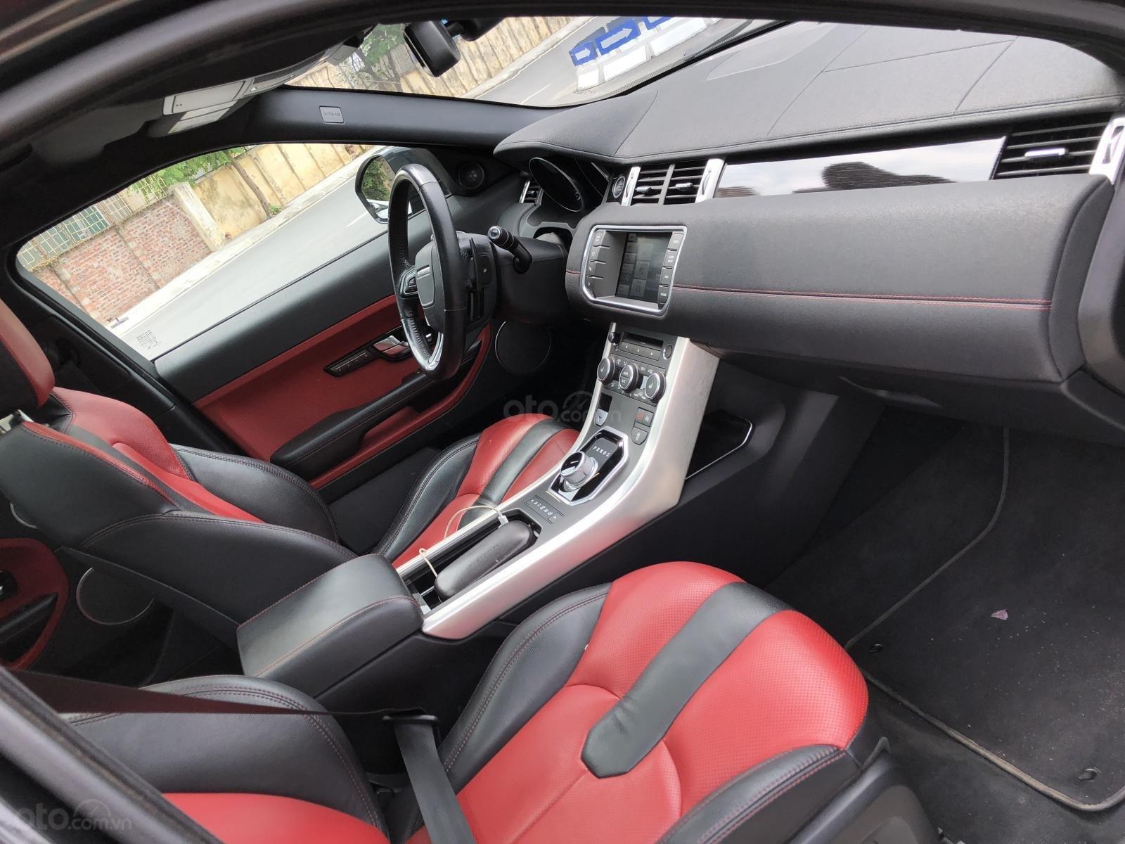 Bán ô tô LandRover Range Rover Evoque năm sản xuất 2014, màu đen, nhập khẩu nguyên chiếc số tự động (7)