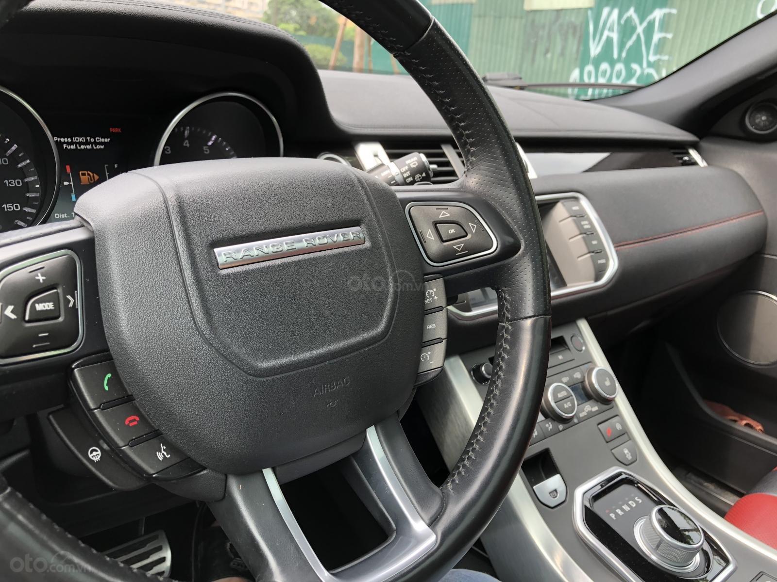 Bán ô tô LandRover Range Rover Evoque năm sản xuất 2014, màu đen, nhập khẩu nguyên chiếc số tự động (11)