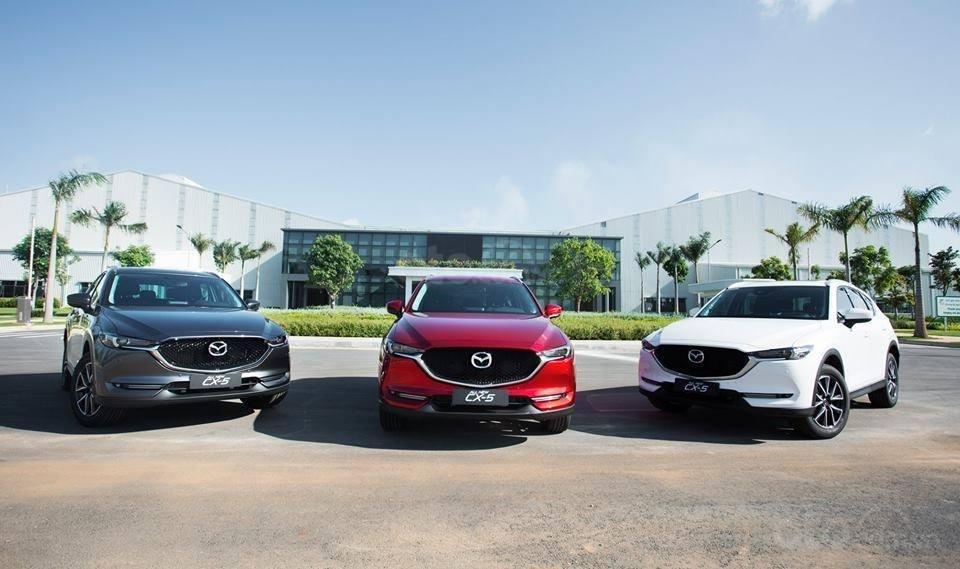 Bán Mazda Mazda CX5 2.0L đời 2019, màu trắng (2)