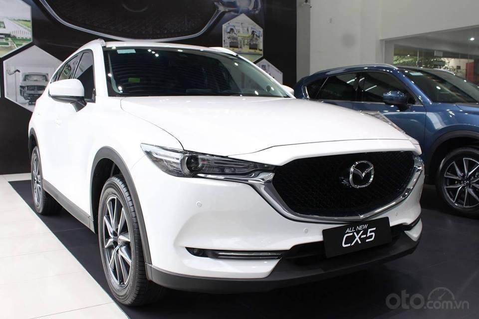 Bán Mazda Mazda CX5 2.0L đời 2019, màu trắng (1)
