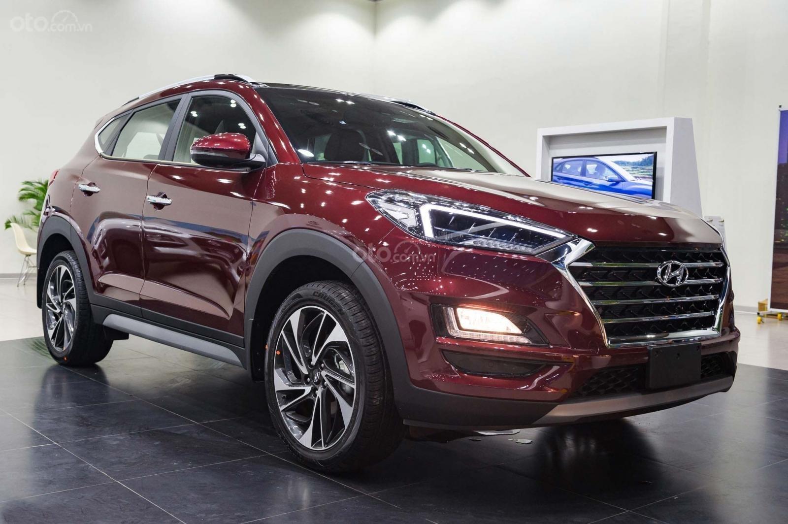 Hyundai Tucson Facelip 2019, chương trình khuyến mãi lên đến 15 triệu. LH ngay 09.387.383.06-1
