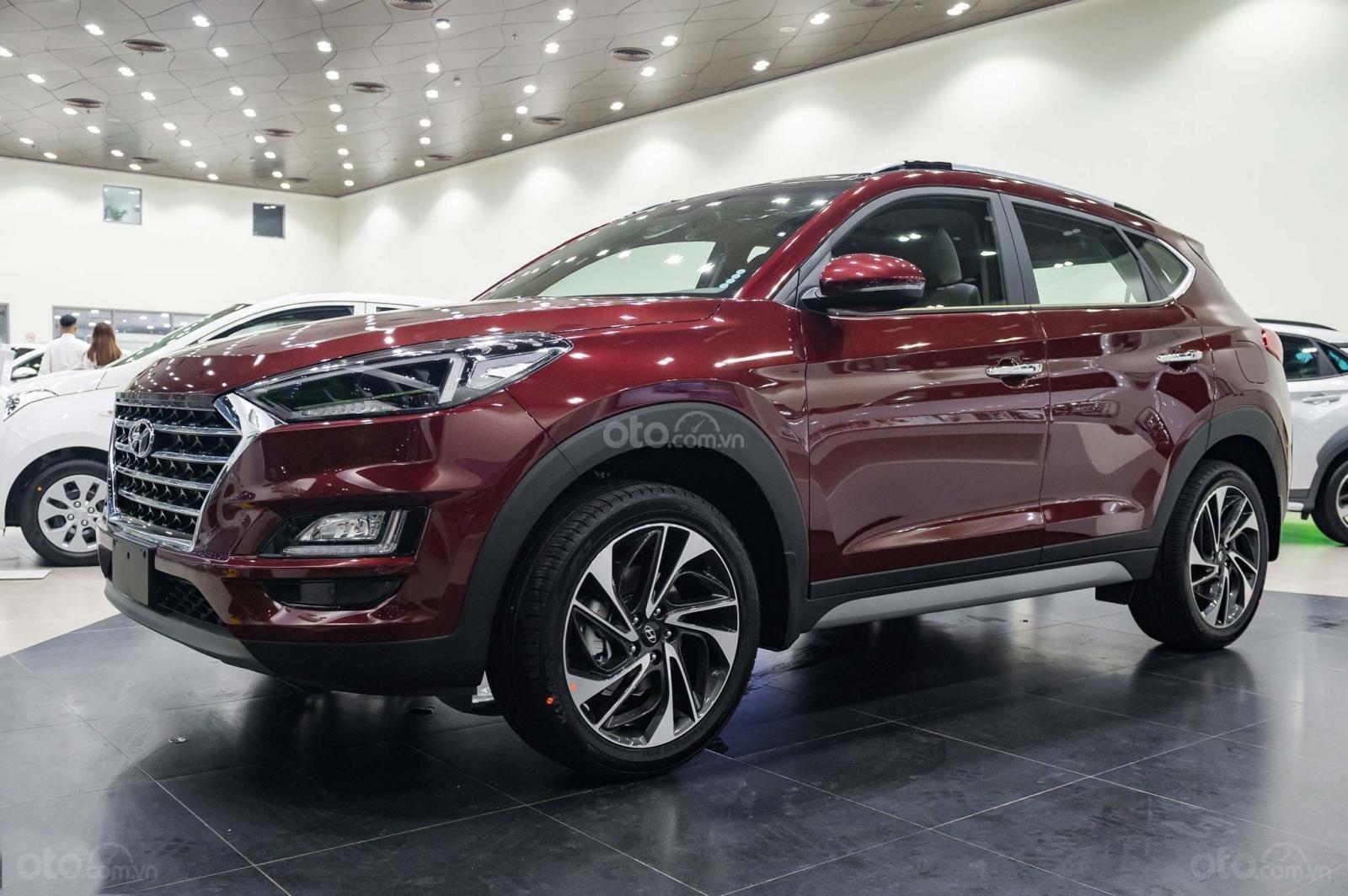 Hyundai Tucson Facelip 2019, chương trình khuyến mãi lên đến 15 triệu. LH ngay 09.387.383.06-2