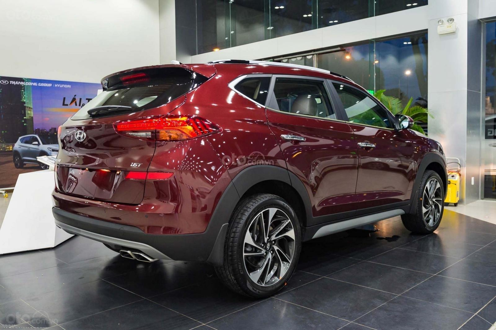 Hyundai Tucson Facelip 2019, chương trình khuyến mãi lên đến 15 triệu. LH ngay 09.387.383.06-5