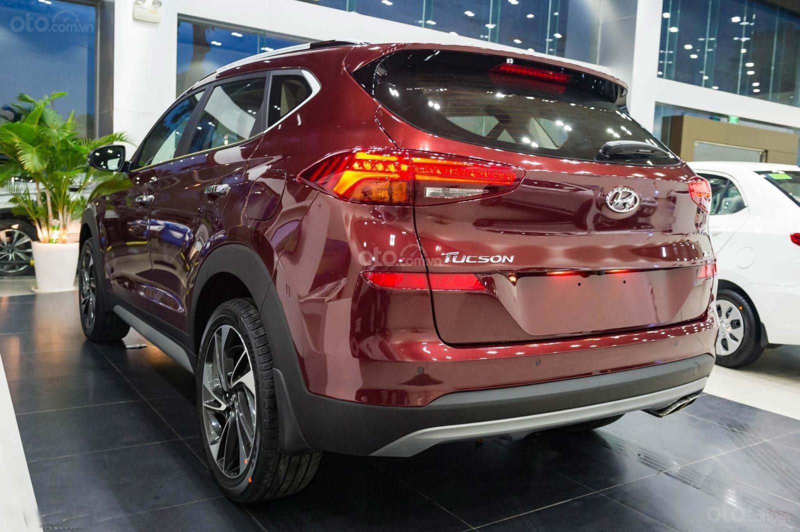 Hyundai Tucson Facelip 2019, chương trình khuyến mãi lên đến 15 triệu. LH ngay 09.387.383.06 (5)