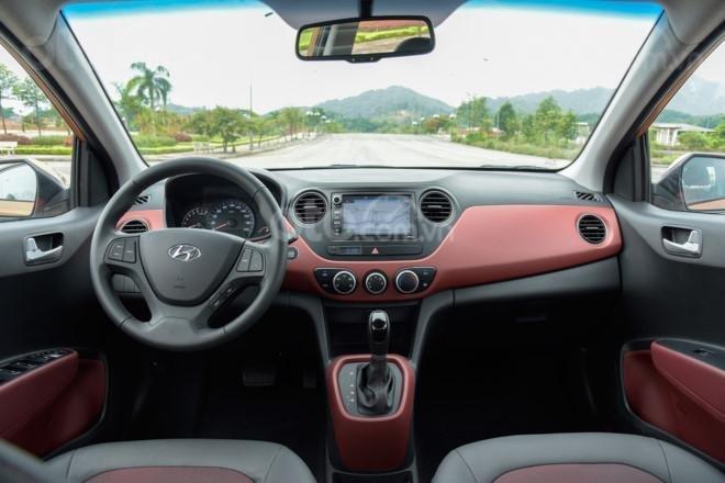 Hyundai Grand i10, khuyến mãi 10trieu. Đặc biệt riêng cho khách hàng khi mua xe chạy Grab LH: 09.387.383.06 (6)