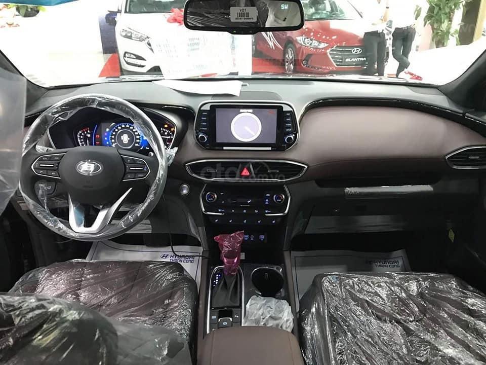 Hyundai Santafe - Đẳng cấp tiên phong- Kho xe đủ màu - giá bao thị trường - Hotline: 09.387.383.06-3