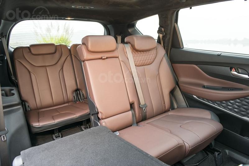 Hyundai Santafe - Đẳng cấp tiên phong- Kho xe đủ màu - giá bao thị trường - Hotline: 09.387.383.06-5