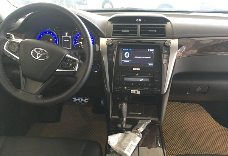 So sánh thông số kỹ thuật xe Toyota Camry 2018 và 2019 - Ảnh 6.