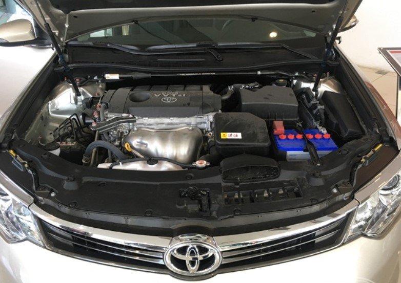 So sánh thông số kỹ thuật xe Toyota Camry 2018 và 2019 - Ảnh 8.