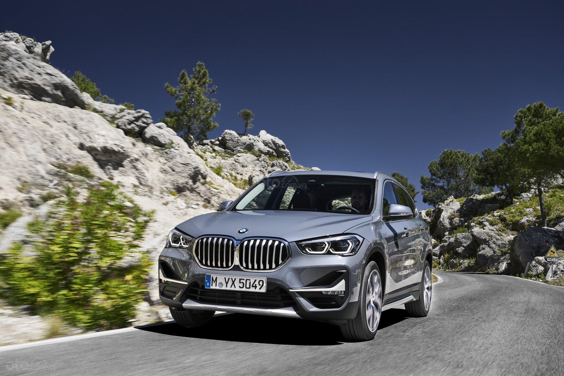 BMW X1 2020 mới
