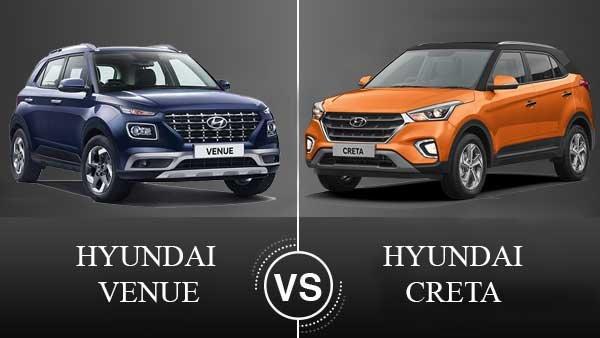 Hyundai Venue và Hyundai Creta 2019