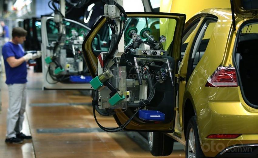 Nhà máy sản xuất ô tô ở Mexico