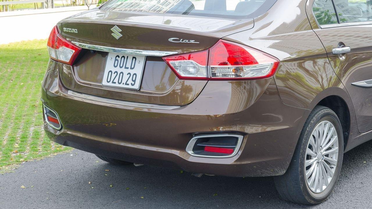 Ảnh đuôi xe Suzuki Ciaz 2019 a4