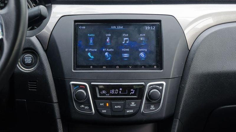 Màn hình xe Suzuki Ciaz 2019